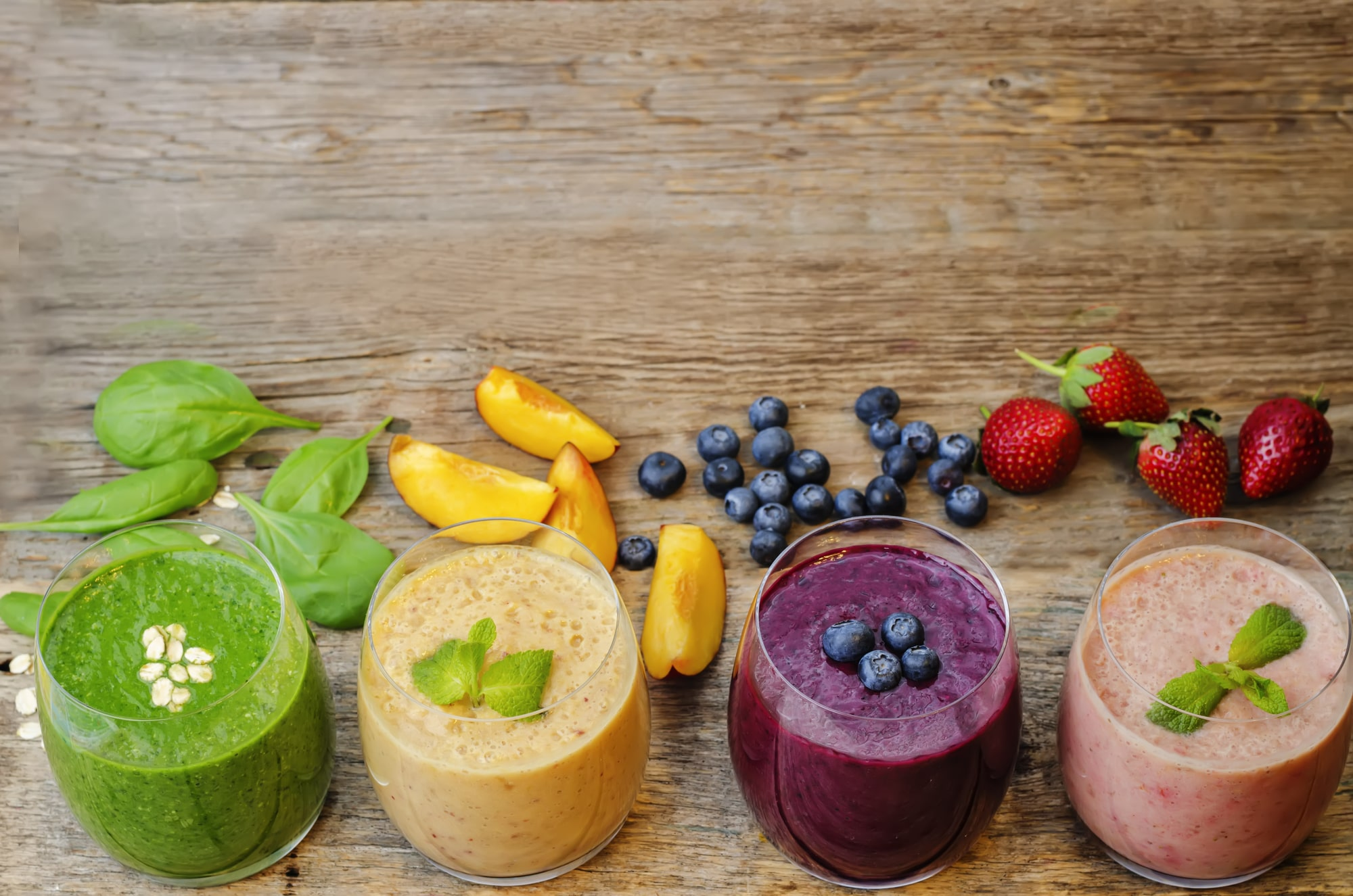 21 Smoothies With Only 3 Ingredients